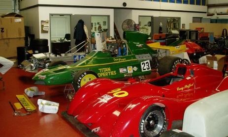 Philip Creighton Motorsports Ltd Motorsports Racing